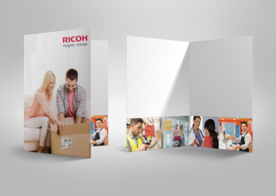 Ricoh Sales Folder