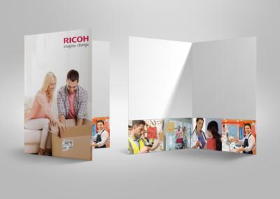 Ricoh Sales Folder